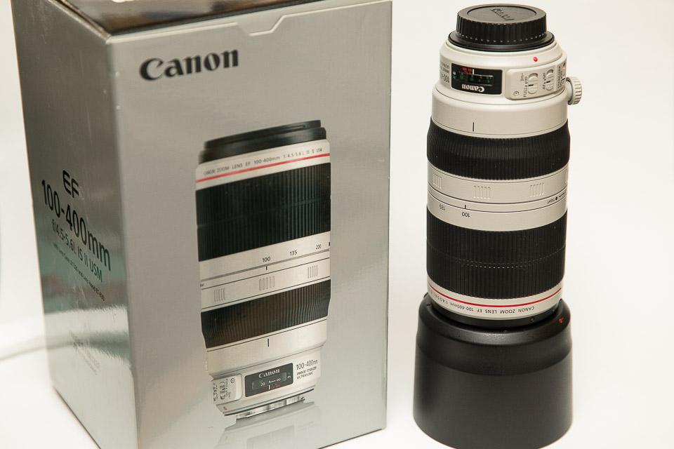 100-400mm Canon