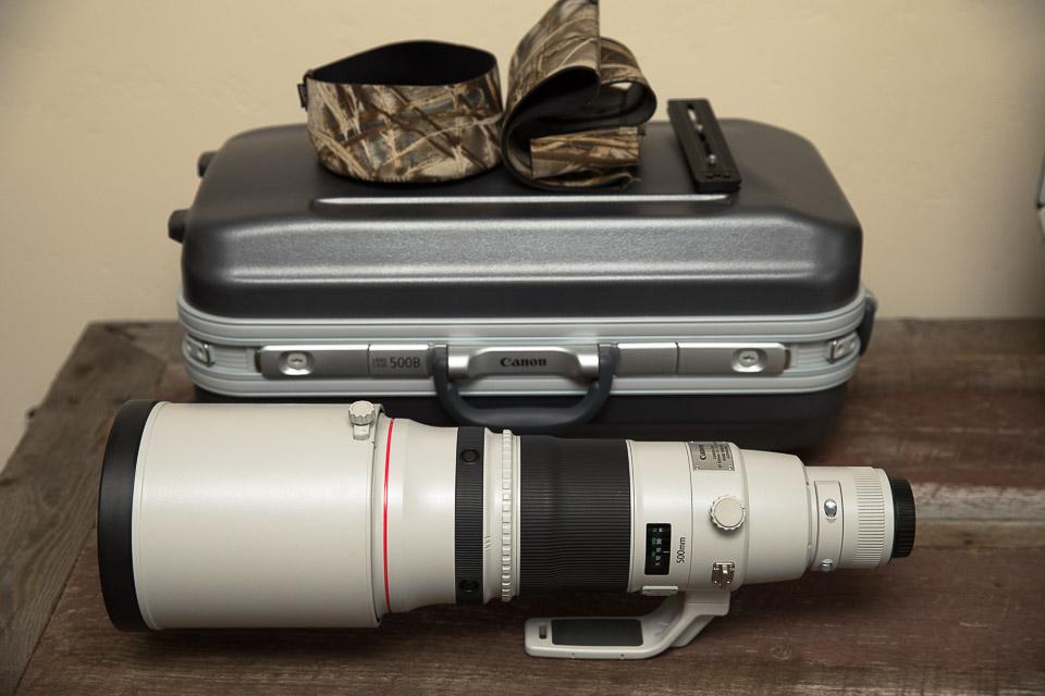 Canon Telephoto