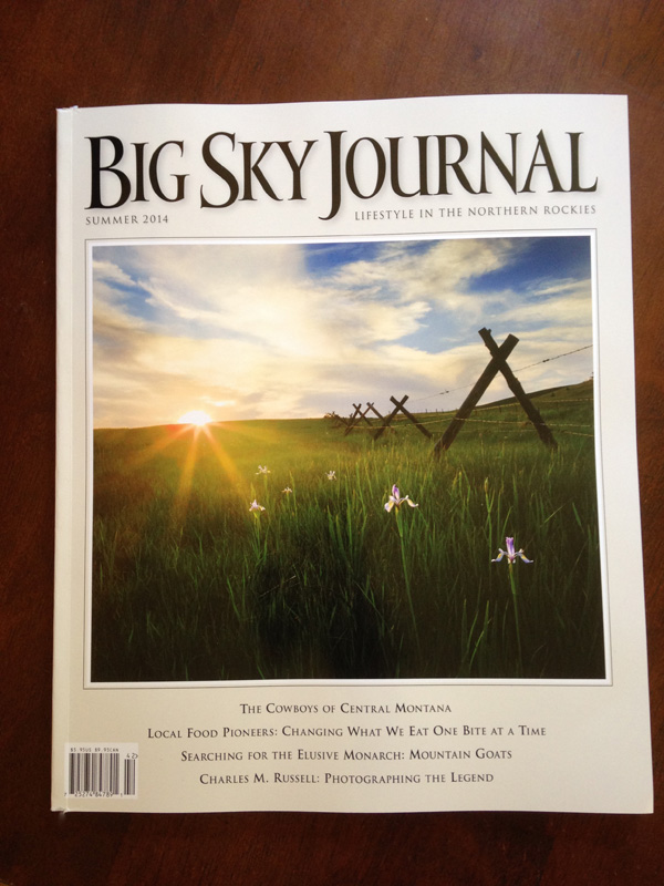 Big Sky Journal Montana