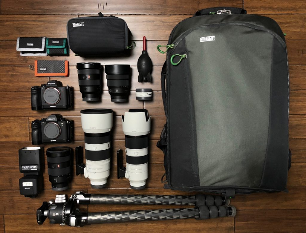 Sony Alpha Gear
