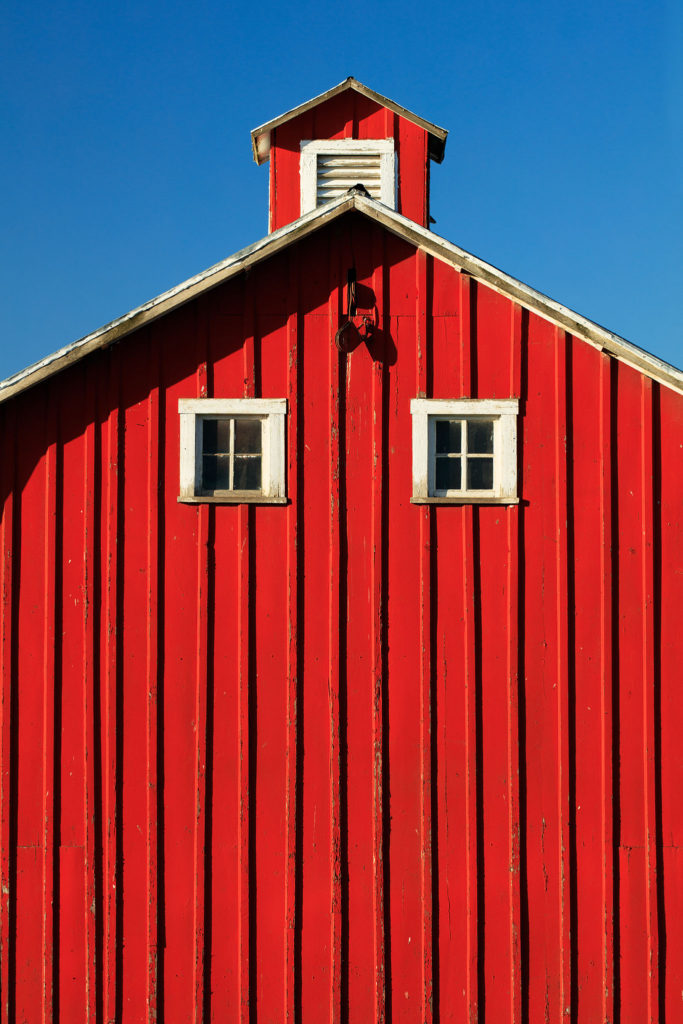 Barn Palouse