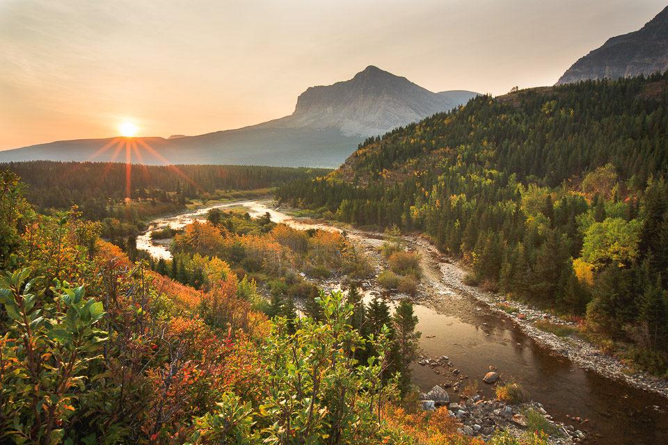 Glacier National Park Fall Workshop