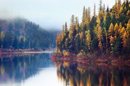 Salmon Lake Montana