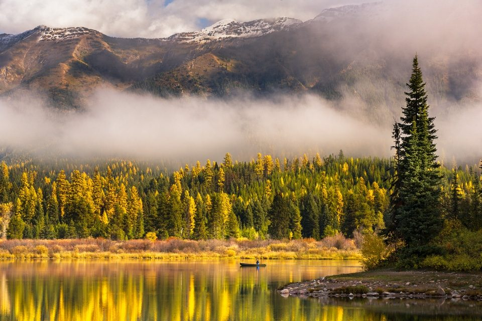 Fall Photography Montana