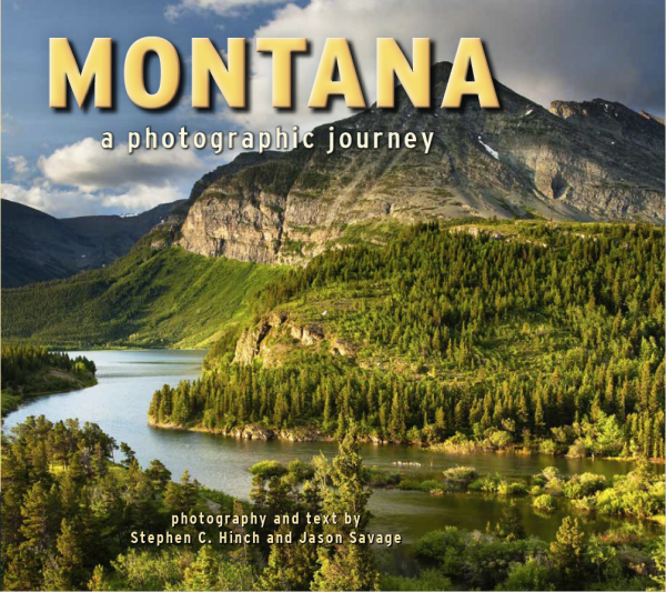 Montana Photography Book